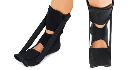 Soft Night Splints for Plantar Fasciitis