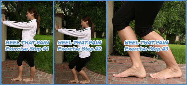 Heel Pain Exercises 1