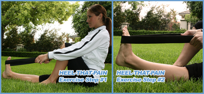 Heel Pain Exercises 3