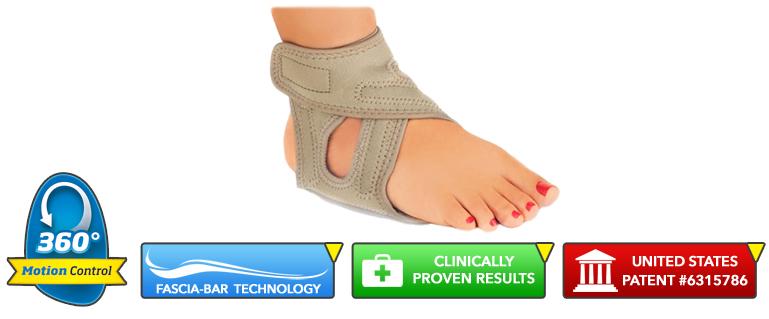 Plantar fasciitis heel wraps