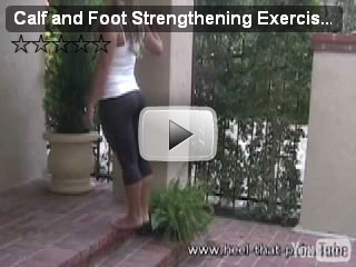 calf and heel exercises video