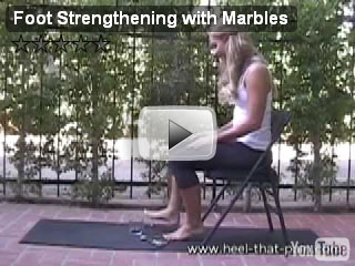 foot strengthening 1 video
