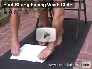 foot strengthening 2 video